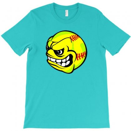 People's Republic Of Burlington Softball T-shirt Designed By Irwansyahronie