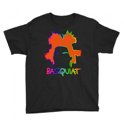 Basquiat 1 Youth Tee Designed By Amber Petty