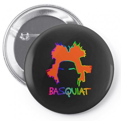 Basquiat 1 Pin-back Button Designed By Amber Petty
