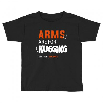 Arms For Hugging Toddler T-shirt Designed By Disgus_thing
