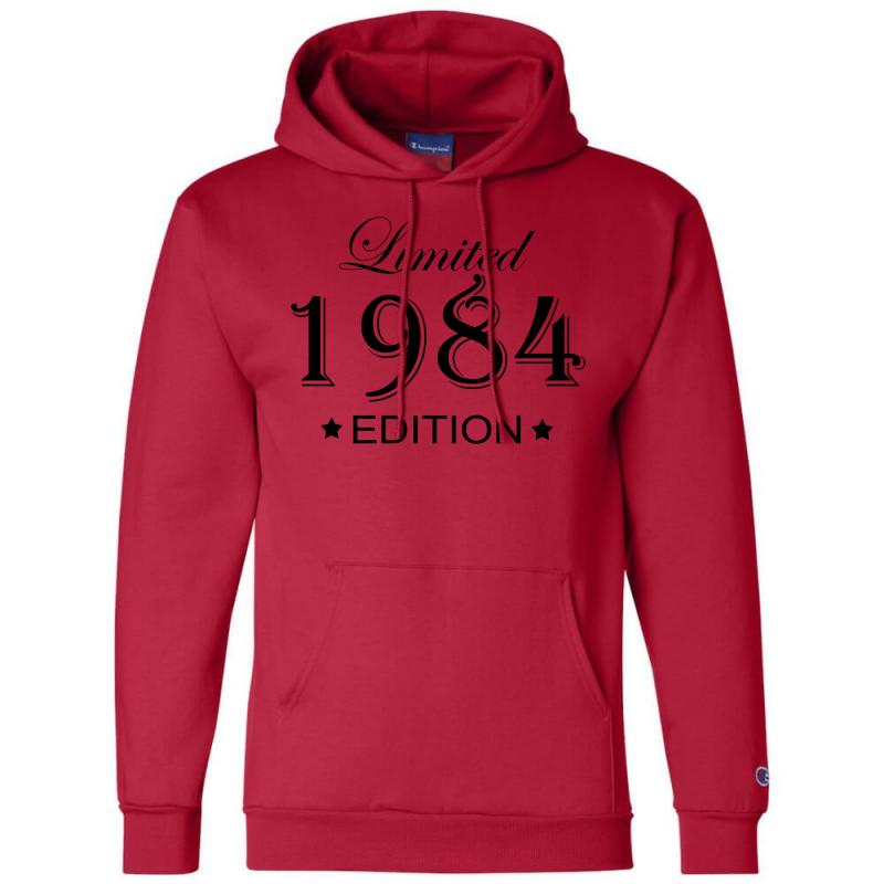 Limited Edition 1984 Champion Hoodie | Artistshot