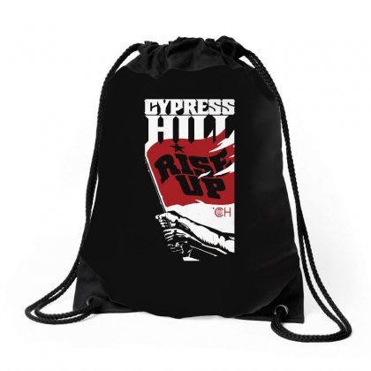 Cypress Hill Rise Up Tour 2010 Drawstring Bags Designed By Ismi