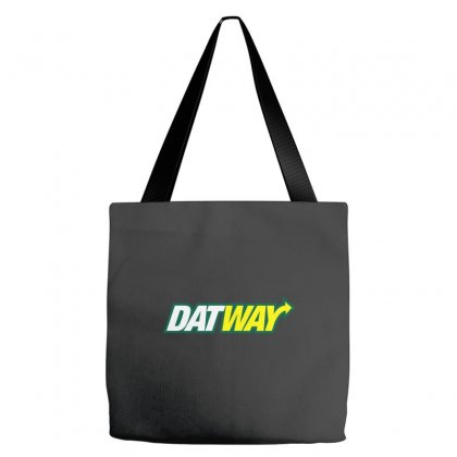 Dat Way Tote Bags Designed By Artdesigntest