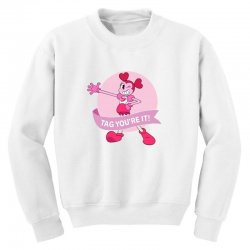 spinel steven tag you're it Youth Sweatshirt | Artistshot