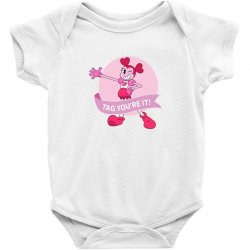 spinel steven tag you're it Baby Bodysuit | Artistshot