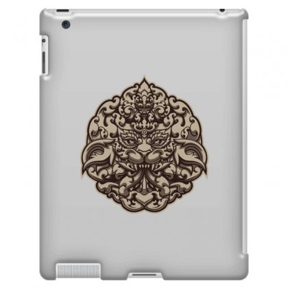 T-shirt Kbach Khmer Ipad 3 And 4 Case Designed By Vigand92