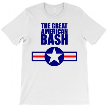 Great American Bash T-shirt Designed By Leodrolic