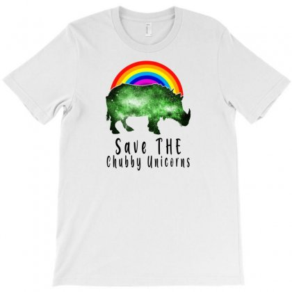 Save The Chubby Unicorns For Light T-shirt Designed By Gurkan