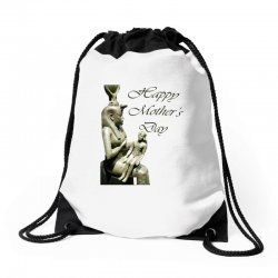 Egyptian mother's day Drawstring Bags | Artistshot