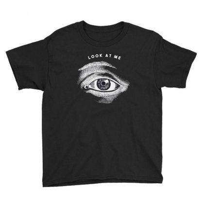 Eyes Youth Tee Designed By Disgus_thing