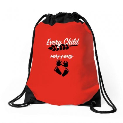Orange Shirt Day Every Child Matters 2019 Drawstring Bags Designed By Omer Acar