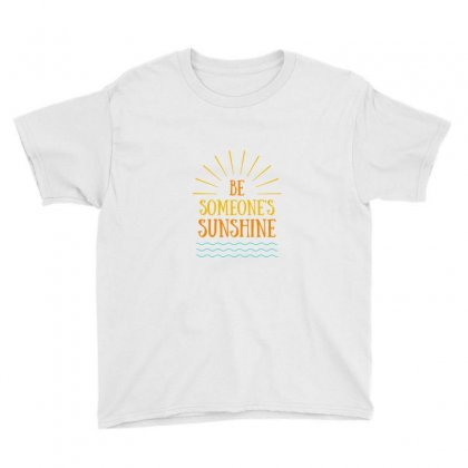 Be Someone Youth Tee Designed By Ramez Emad