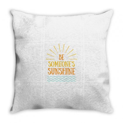 Be Someone Throw Pillow Designed By Ramez Emad