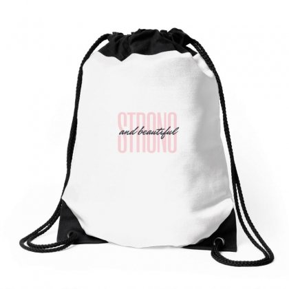 Strong And Beautiful Drawstring Bags Designed By Ramez Emad