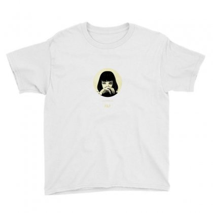 Aesthetic Pulp Merch Youth Tee Designed By Arum