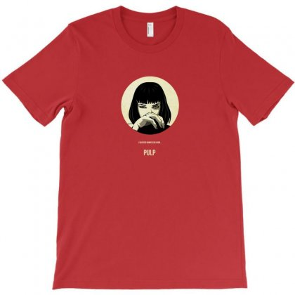 Aesthetic Pulp Merch T-shirt Designed By Arum