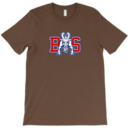 Blue Mountain State Logo T-shirt Designed By Arum