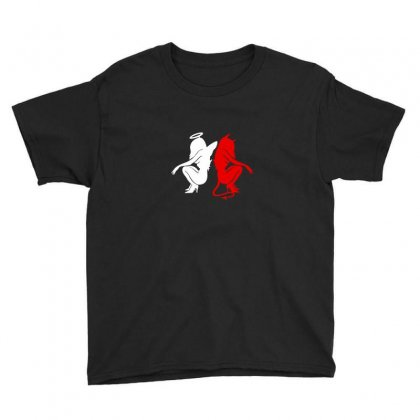 Dance With The Devil Youth Tee Designed By Arum
