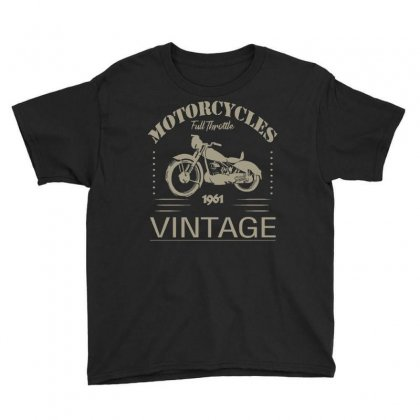 Motorcycle T Shirt Youth Tee Designed By Shadowart