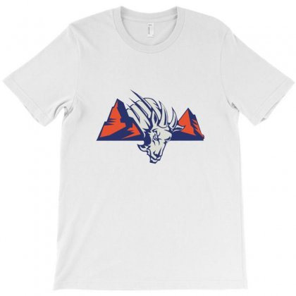 Blue Mountain State Logo T-shirt Designed By Agus Loli