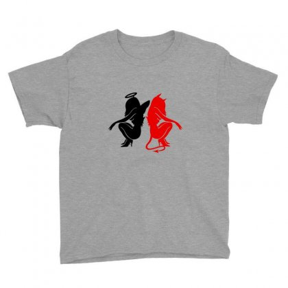 Dance With The Devil Youth Tee Designed By Agus Loli