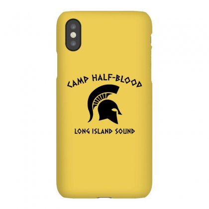 Half Blood Iphonex Case Designed By Agus Loli