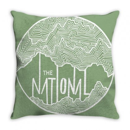 Sleep Well Throw Pillow Designed By Arum