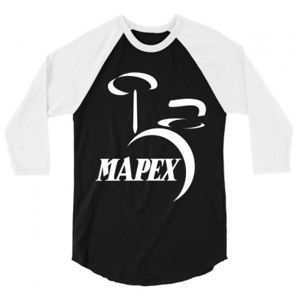 Mapex 3/4 Sleeve Shirt Designed By Markshop