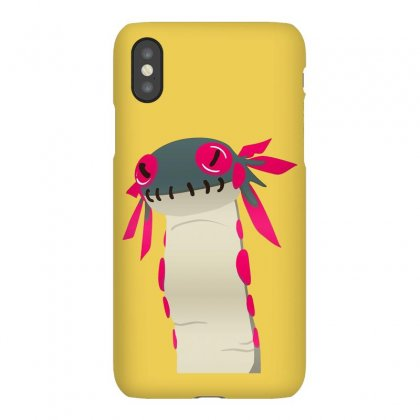 The Wiggle Worm Iphonex Case Designed By Arum