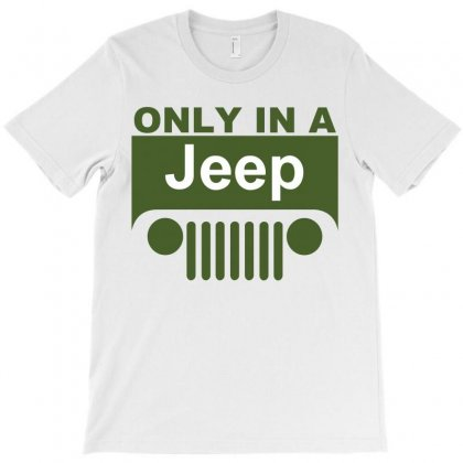 Jeep T-shirt Designed By Markshop