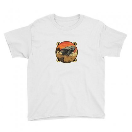 Visit The Arrakis Youth Tee Designed By Arum