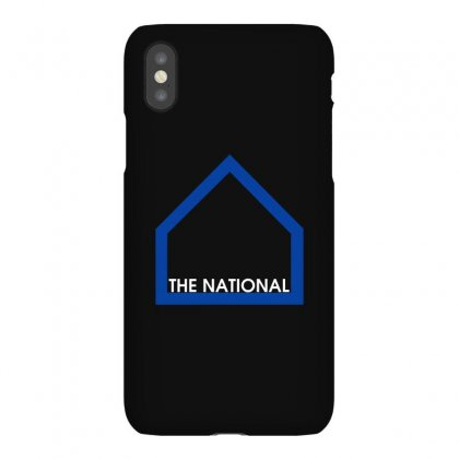 The National Band Iphonex Case Designed By Agus Loli