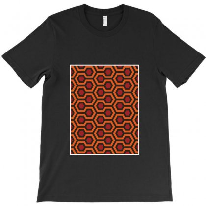 The Shining Pattern T-shirt Designed By Agus Loli