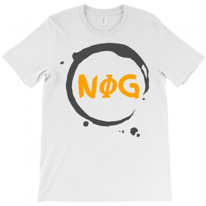 Nog 01 T-shirt Designed By Shadowart