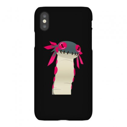 The Wiggle Worm Iphonex Case Designed By Agus Loli