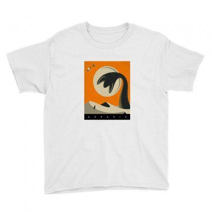 Visit The Arrakis Youth Tee Designed By Agus Loli