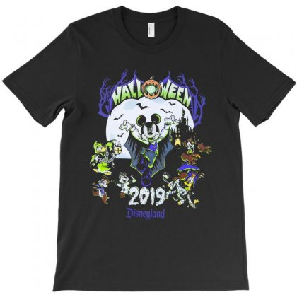 Halloween 2019 Disneyland T-shirt Designed By Kakashop