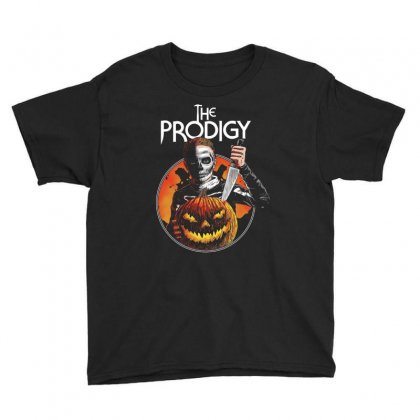 The Prodigy Halloween 2019 Youth Tee Designed By Kakashop