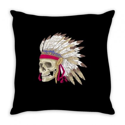Indian Throw Pillow Designed By Muhammad Iqbal