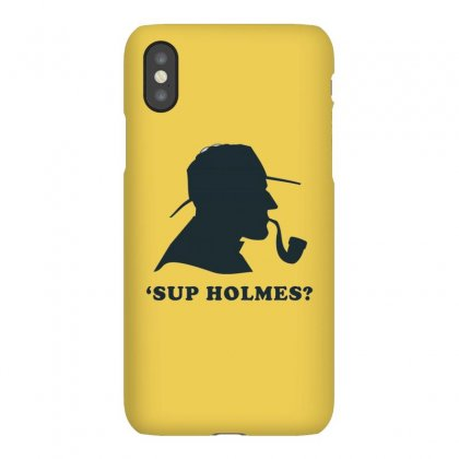 Holmes Iphonex Case Designed By Disgus_thing