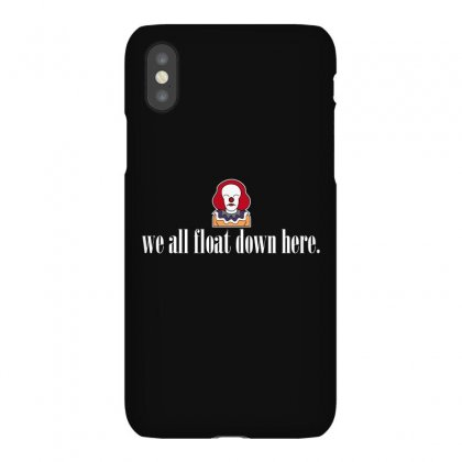 We All Float Down Here For Dark Iphonex Case Designed By Hasret