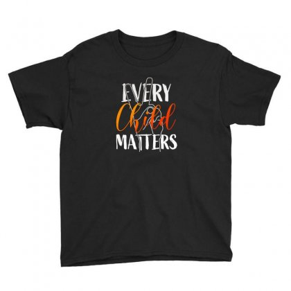 Every Child Matters For Dark Youth Tee Designed By Seda