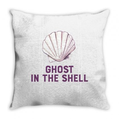 Ghost In The Shell For Light Throw Pillow Designed By Hasret