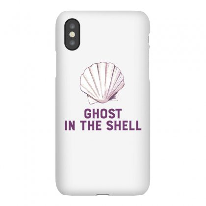 Ghost In The Shell For Light Iphonex Case Designed By Hasret