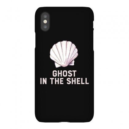 Ghost In The Shell For Dark Iphonex Case Designed By Hasret