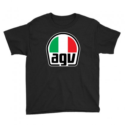 Agv Racing New Youth Tee Designed By Akhtar21