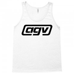 agv racing black logo Tank Top | Artistshot