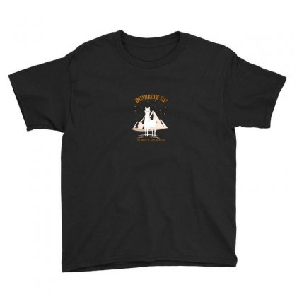 Adventure You Say Alpaca My Bags For Dark Youth Tee Designed By Hasret