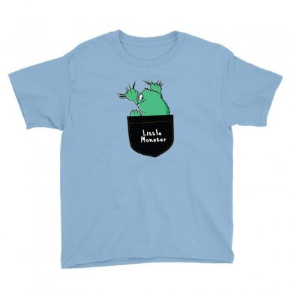Little Monster Youth Tee Designed By Disgus_thing