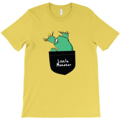 Little Monster T-shirt Designed By Disgus_thing